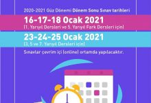 Aof 2020-2021 Güz Dönemi Dönemsonu Sınav Tarihleri Belli Oldu