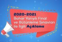Ata Aof 2021 Finalleri Online Yapılacak