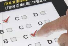 İstanbul AUZEF 2021 Final Sınavları Online Olacak