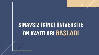 Atatürk Üniversitesi İkinci Üniversite Kayıtları Başladı
